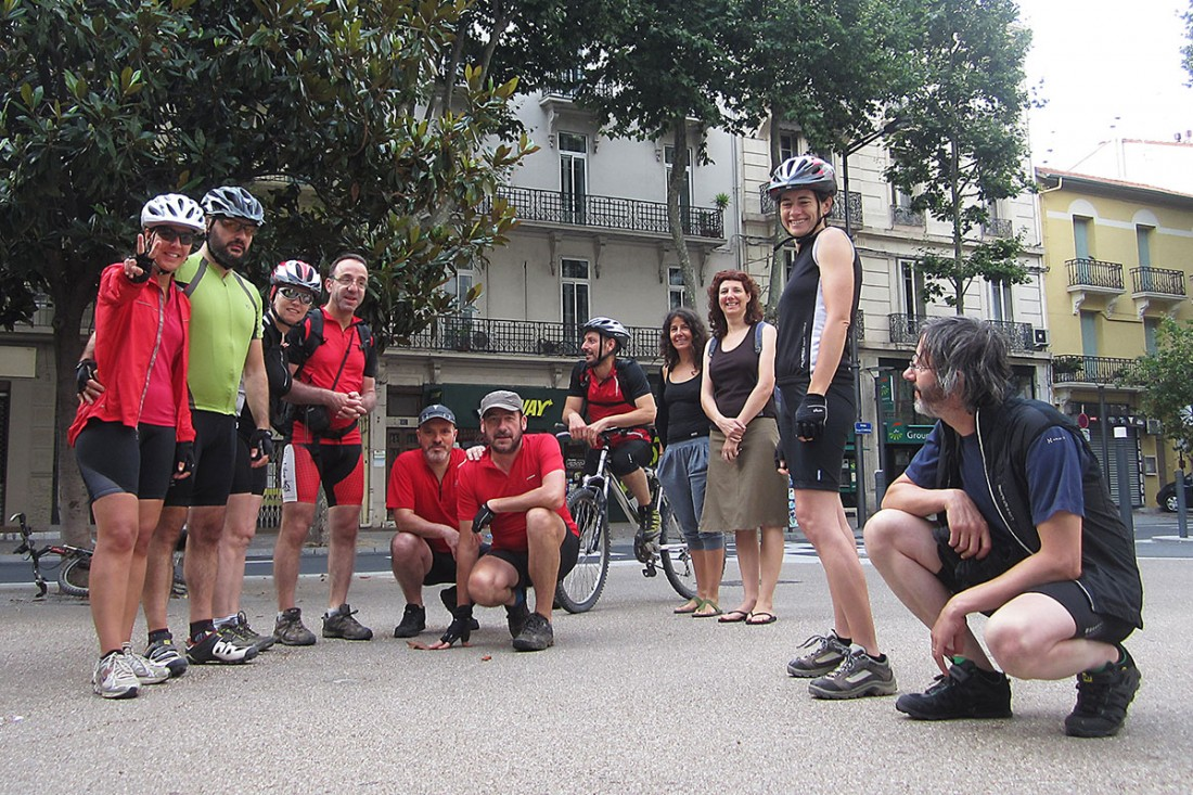 Rutabike fa la prèvia Perpìnyà-Figueres