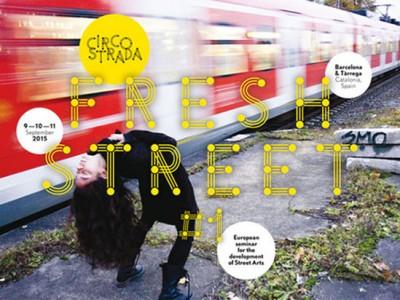 #relay. Fresh Street. Circo Strada. Fira Tàrrega