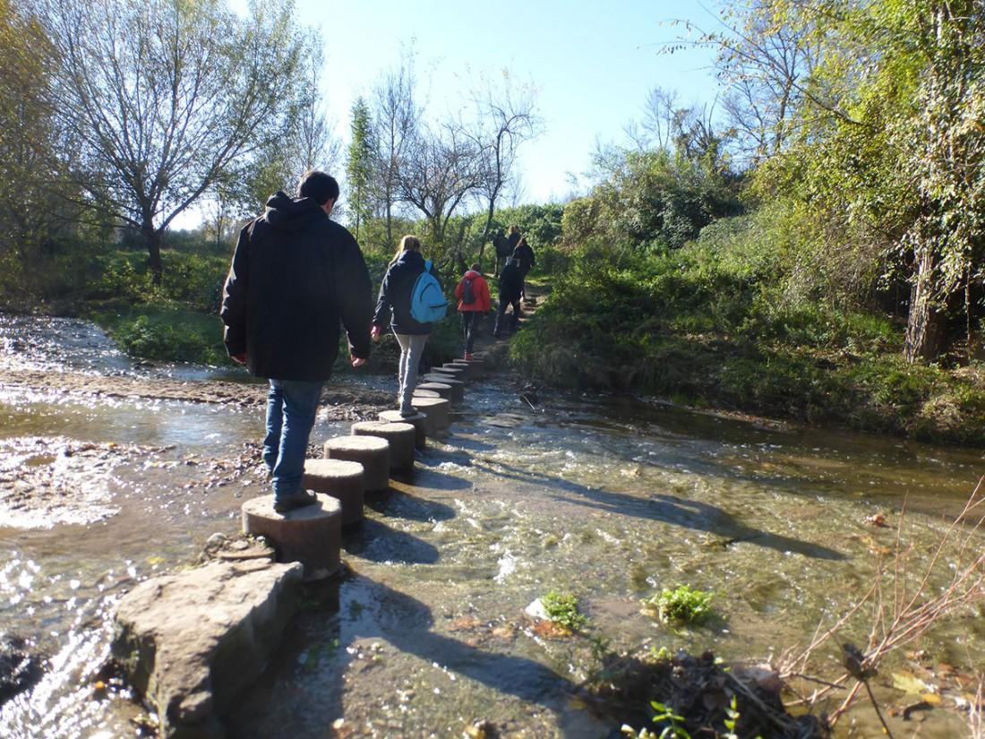 Caminem per l'entorn d'en Ramon